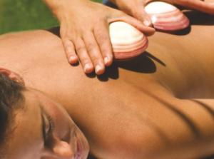Lava Shell Full Body Massage, South William Clinic & Spa Co. Dublin