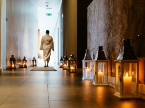 Hot Oil Anointing Facial with Indian Head Massage, Chill Spa at The Ice House Hotel Co. Mayo