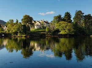 WIN! B&B for 2 With Complimentary Use Of Leisure Facilities Worth €230 At Sheen Falls Lodge