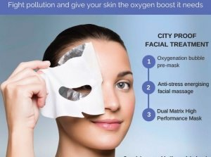 Excel O2 City Proof Facial, Castlemartyr Resort Co. Cork