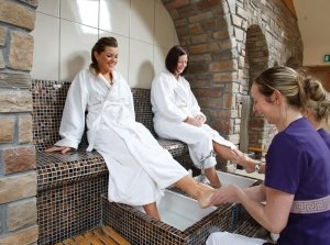 WIN! Top To Toe Treat & Thermal Suite Experience For 2 Worth €190 at Clara House Holistic Spa