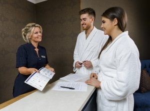 Lir Spa & Wellness Centre at Hillgrove Hotel 3