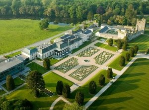WIN! Full Day Spa Package With Light Lunch for 2 Worth €300 at Castlemartyr Resort