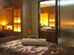 Rain Spa and Leisure Club at Radisson Blu
