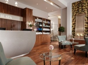 The Spa at Castleknock Hotel, Dublin