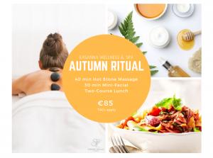 Autumn Ritual, Easanna Wellness & Spa Co. Kerry