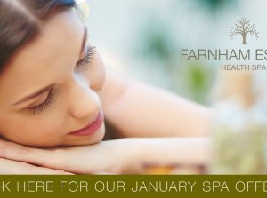 January Offer €139, Farnham Estate Spa Co. Cavan