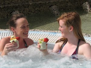 For Ladies Only Spa Day, Nádúr Spa, Ballygarry House Hotel Co. Kerry