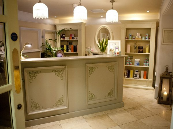The Victorian Treatment Rooms at Castle Leslie Estate 4