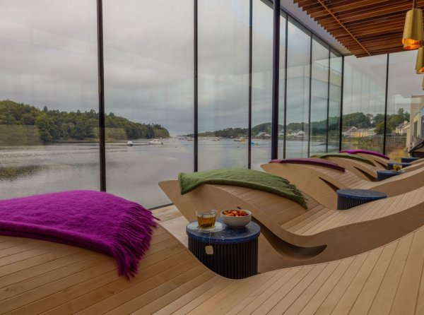 Chill Spa at The Ice House Hotel 11