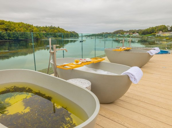 Chill Spa at The Ice House Hotel 12