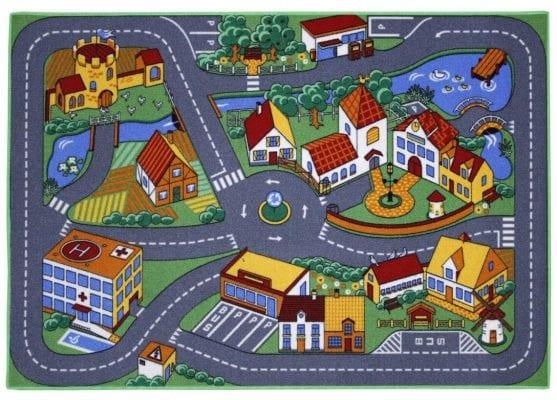Chollo alfombra infantil para jugar por s lo 12 - Amazon alfombras pasillo ...
