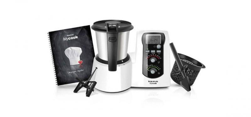 47 dto robot de cocina taurus mycook easy por solo 348 - Robot de cocina taurus mycook 59 precio ...