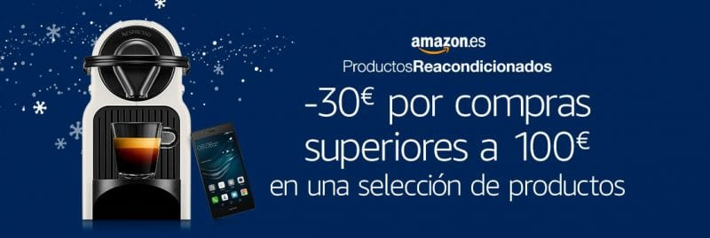 Descuento amazon reacondicionados