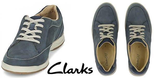 Chollazo zapatos clarks stafford para hombre desde 59 for Zapateros baratos amazon