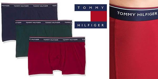 Venta de liquidación elegir original vendido en todo el mundo CHOLLAZO! Pack 3 boxers Tommy Hilfiger por sólo 18,37€
