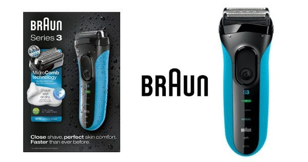 45% DTO! Afeitadora Braun Serie 3 3010 Wet   Dry por 46 393a47ad1f08