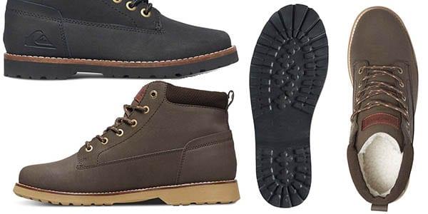 7c107d80417 Ya que en estos momentos puedes comprar en Amazon estas botas Quicksilver  Mission a mitad de precio. Te las puedes llevar a casa por solo ...