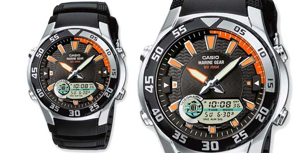006c929893b2 CHOLLO! Reloj Casio Collection AMW-710-1AVEF por solo 56