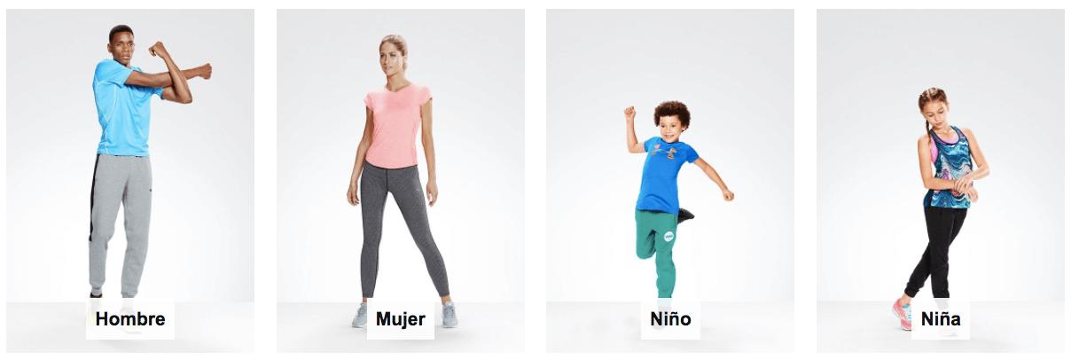 20% DESCUENTO + CUPÓN 10€ extra en ropa deportiva de Amazon f18d44de10c