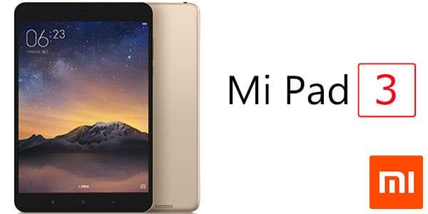 Resultado de imagen de Xiaomi Mi Pad 4 Tablet PC 4GB - ORO
