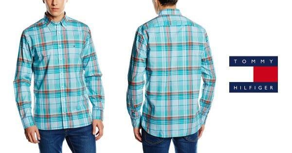 1ab73724f9cf0 MITAD DE PRECIO! Camisa Tommy Hilfiger Newland por solo 46.45€
