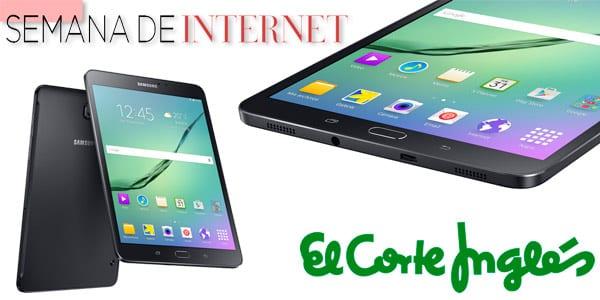 """46b6cb360a4 CHOLLO FLASH! Tablet Samsung Galaxy Tab S2 8""""solo 289€ ¡Ahorra 90€ y ..."""