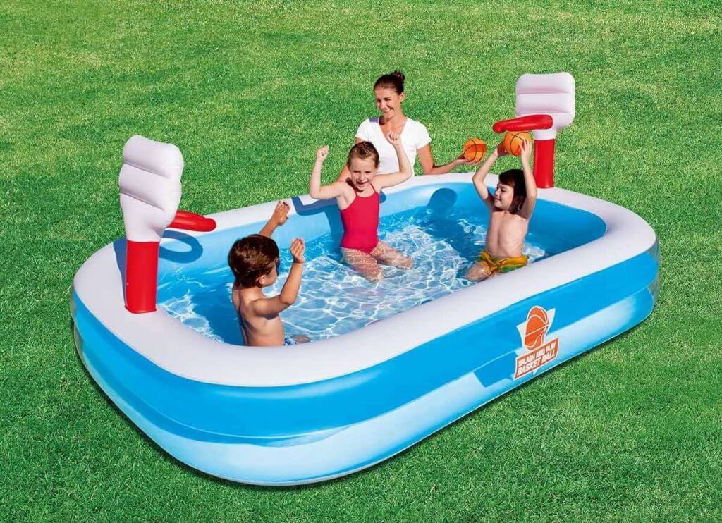 Chollo refrescante piscina hinchable por s lo 29 95 for Piscinas hinchables grandes