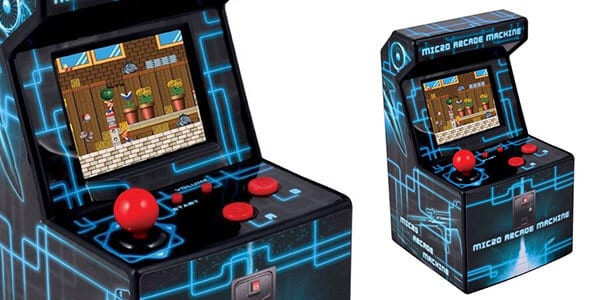 Chollo Mini Recreativa Arcade Con 250 Juegos Retro Solo 18 90