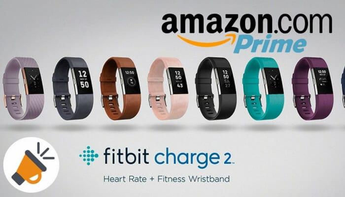 40f0721d3e5f 51% DTO.! Pulsera de actividad Fitbit Charge 2 solo 79€