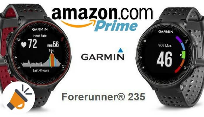 5615fbab226c ¿Buscas un reloj deportivo con GPS barato  Consigue aquí el Garmin  Forerunner 235