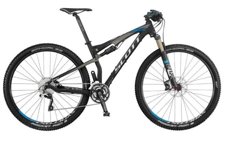 fc364e699 Sin duda, esta es una de las ofertas más atractivas de la promoción. Se  trata de la bicicleta de montaña Spark 640 Scott de alta gama con cuadro  Scott Spark ...