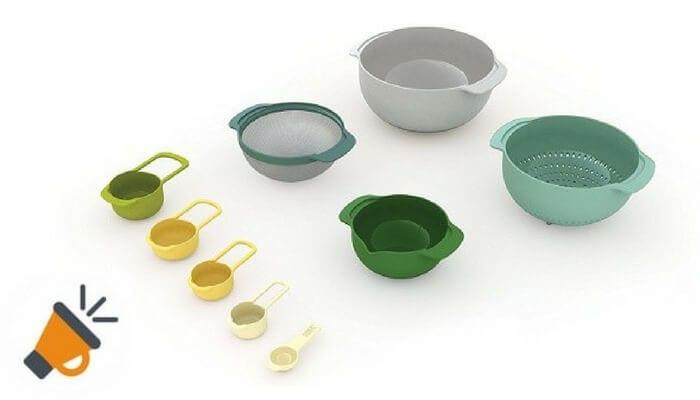 Conjunto de recipientes de cocina joseph joseph s lo 29 28 for Utiles de cocina baratos