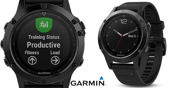 best aardig nieuwe levensstijl beste authentiek 32% DTO! Reloj GPS Garmin Fenix 5 por solo 338,99€ (PVP: 500€)