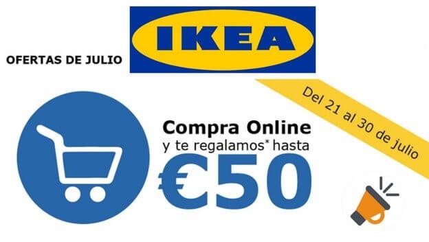 Cupón descuento IKEA de 50€ para compras online + 60% ... - photo#19