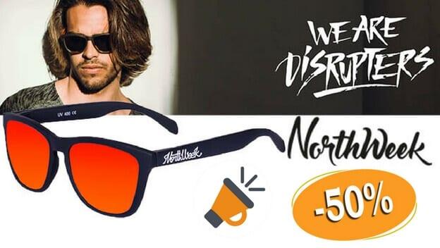77d84f6388 Liquidación de gafas de sol en Northweek desde 15€
