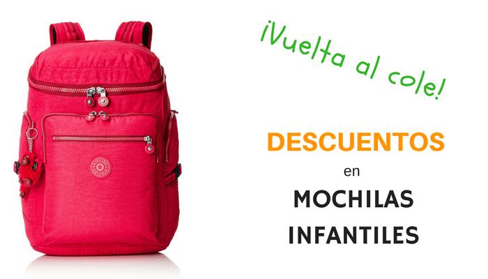 5d53299ccf1 Hasta 50% DTO en mochilas para niños en la Vuelta al Cole de Amazon