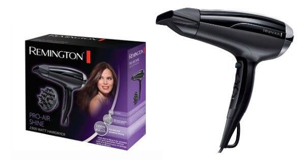 CHOLLO! Secador de pelo Remington Pro-Air Shine por sólo 19 8e458a8acde1