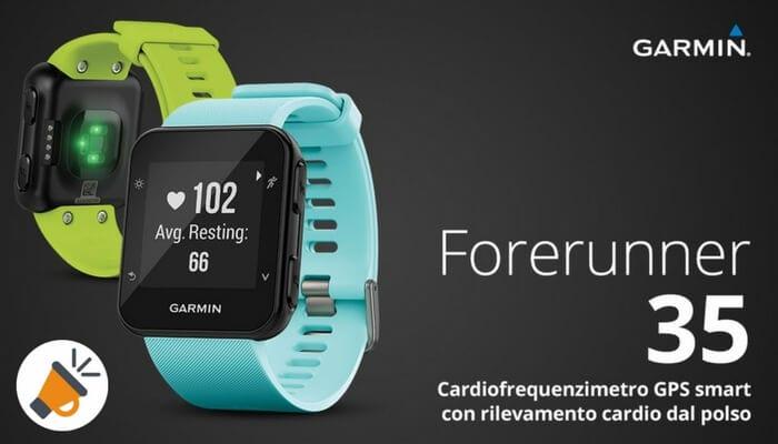 170ae6e4d254 50% DTO! Reloj deportivo Garmin Forerunner 35 por solo 99