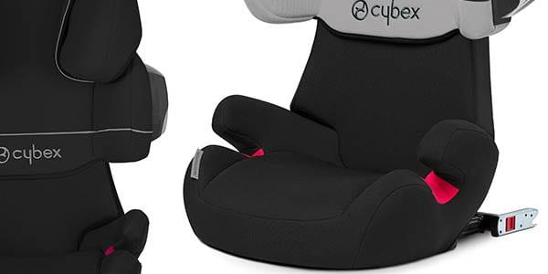 ofert n silla de coche cybex solution x2 fix 15 36kg. Black Bedroom Furniture Sets. Home Design Ideas