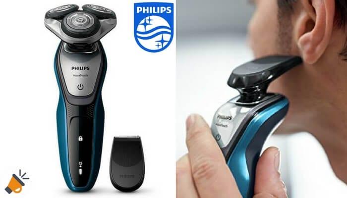 ¿Buscas una afeitadora eléctrica barata  Consigue aquí la Philips AquaTouch f086f7e452b2