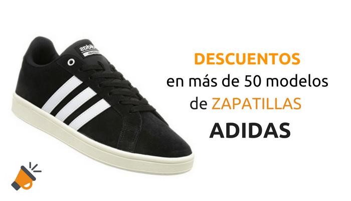 official photos eb535 ee7f0 ¿Buscas algún par de zapatillas Adidas baratas  Consíguelas aquí