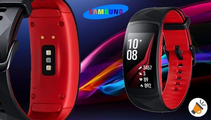 91f9dde5c8e PRECIAZO! Pulsera de Fitness Samsung Gear Fit 2 PRO por solo 109