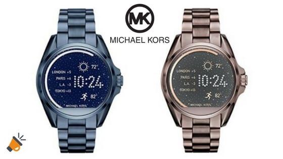 24f9668b3a86 ¿Buscas un reloj de Michael Kors a un buen precio  Consíguelo aquí