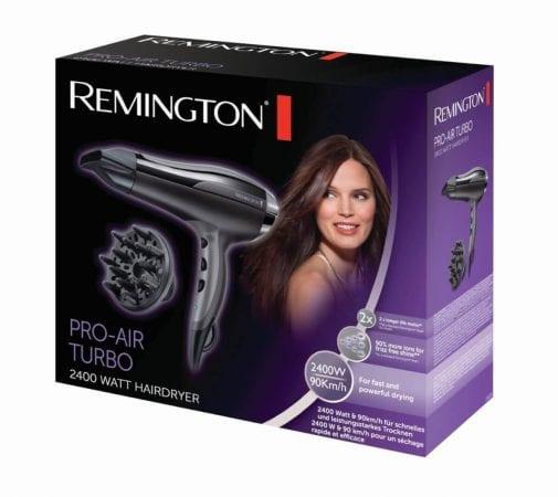 SOLO HOY 42% DTO! Secador de pelo Remington Pro Air Turbo por 23€ 82ecdd61dac7