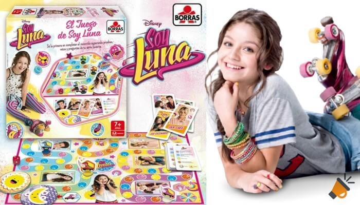 Chollo Amazon Juego De Mesa Soy Luna Por Solo 9 65