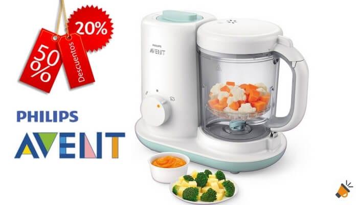 Mitad de precio robot de cocina para beb s philips avent - Robot de cocina philips ...