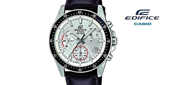 f18593ccaed9 37% DTO! Reloj Casio Edifice Chrono para hombre por solo 62€