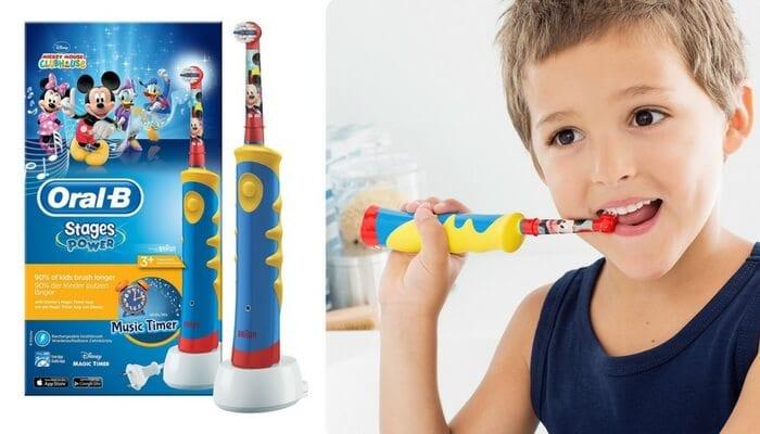 ¿Buscas un cepillo eléctrico infantil barato  Consigue aquí el Oral-B Stages  ... a10191a9d036