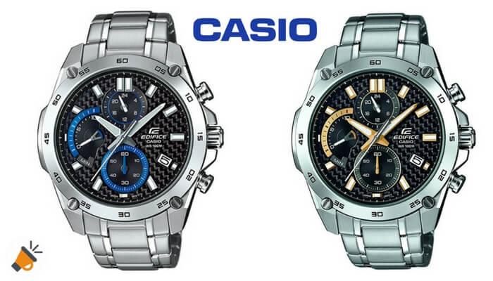 0d08037b3a80 ¿Buscas un reloj para hombre barato  Consigue aquí el Casio Edifice ...